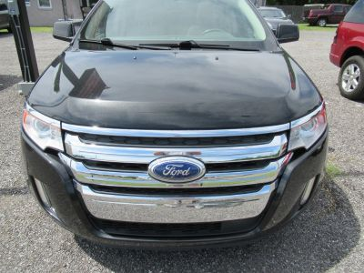 2011 Ford Edge Limited (Black)