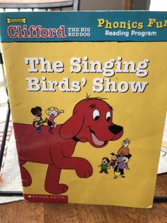 Clifford The Singing Birds Show