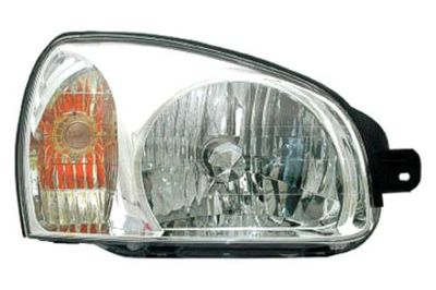 Find Replace HY2503129 - 2003 fits Hyundai Santa Fe Front RH Headlight Assembly motorcycle in Tampa, Florida, US, for US $84.82