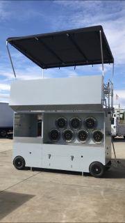 Custom NASCAR Pit Box