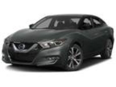 Used 2016 Nissan Maxima Silver, 53K miles