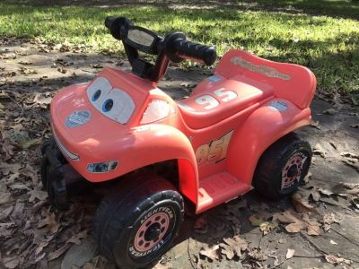 Electric Ride-on Toy