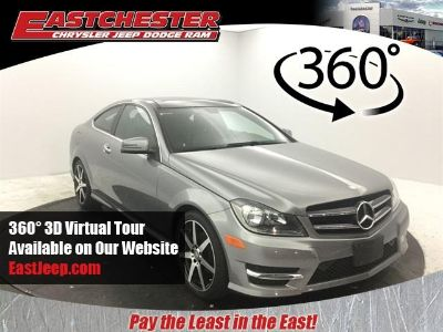 2015 Mercedes-Benz C-Class C 250 (Palladium Silver Metallic)