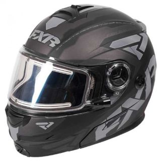 Find FXR Racing Black Ops Fuel Modular Elite Helmet w/Electric Shield -170624-1010-16 motorcycle in Manitowoc, Wisconsin, United States, for US $299.99