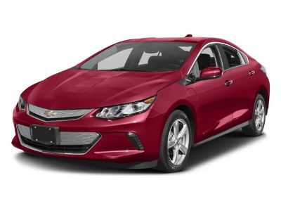2017 Chevrolet Volt LT (Pepperdust Metallic)