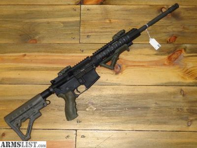 For Sale: Del Ton DTI-15 AR-15 5.56mm Rifle