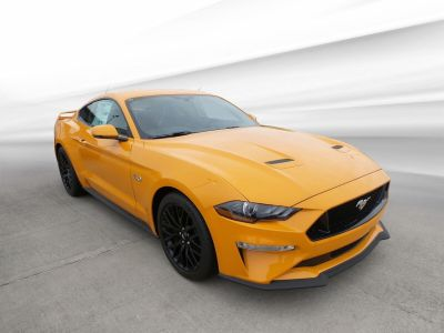 2019 Ford Mustang GT Premium (Orange Fury Metallic Tri-Coat)