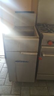 Commercial Imperial Deep Fryer
