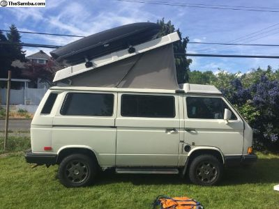 1990 vanagon westfalia with 2.5L subaru engine