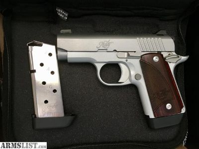For Sale: Kimber Micro 9 Stainless, Never fired