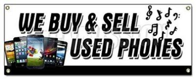we buy and sell phones...financed, blacklisted or clean esn