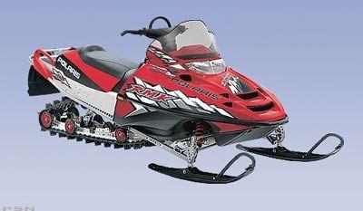 2005 Polaris 600 RMK 144 Mountain Snowmobiles Greenland, MI