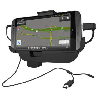 Buy For HTC One M8: Vehicle Charging Dock Compatible Without or With a Slim-Fit Case motorcycle in Moorpark, California, United States, for US $34.99