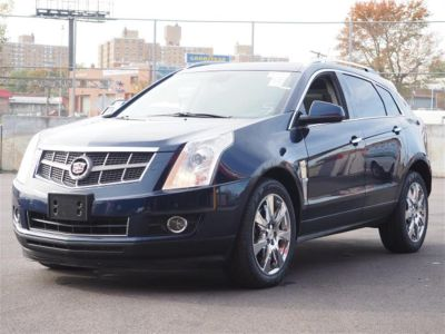2010 Cadillac SRX Performance Collection (Caribbean Blue)