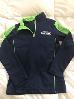Seahawks pullover (size S)