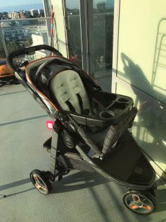 Excellent Graco click connect stroller
