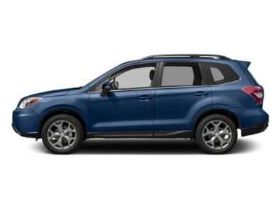 2016 Subaru Forester 2.5i Limited (Quartz Blue Pearl)