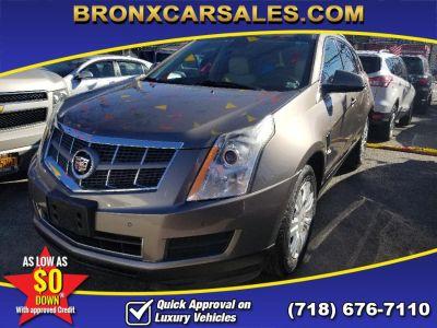 2011 Cadillac SRX Luxury Collection (Mocha Steel Metallic)