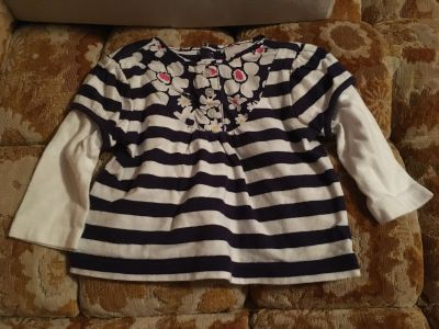Old Navy Shirt- Size 3-6m