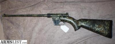 For Sale: HENRY SURVIVAL RIFLE