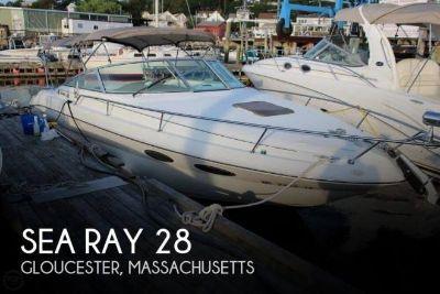 1997 Sea Ray 28