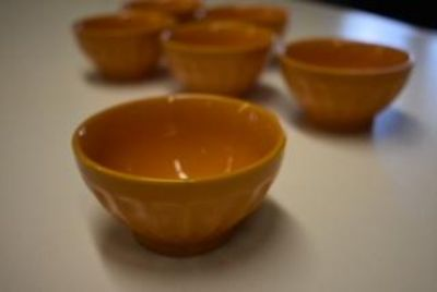 """""""Katie Brown"""" Tiny Bowls/Dishes - 6ct"""