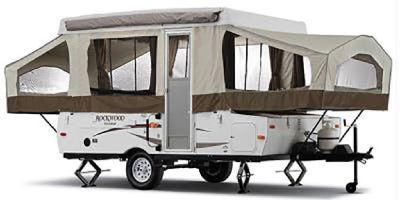 By Owner! 2015 24ft. Rockwood Freedom Series M-2318G folding camper