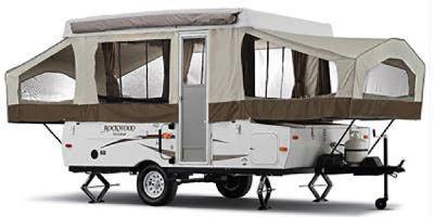 By Owner! 2015 24ft. Rockwood Freedom Series M-2318G folding camper