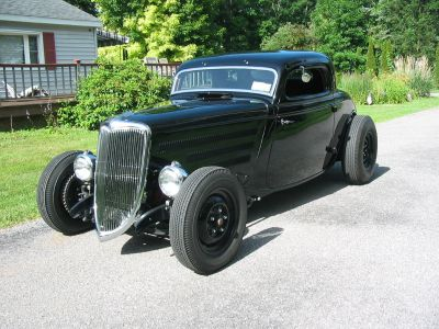 34 Ford coupe 427 Hot Rod
