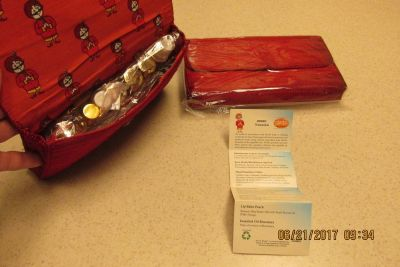 Air India Travel Amenity Kit - New In Package