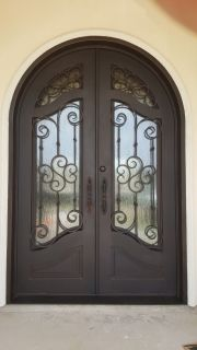 Iron Doors- LS