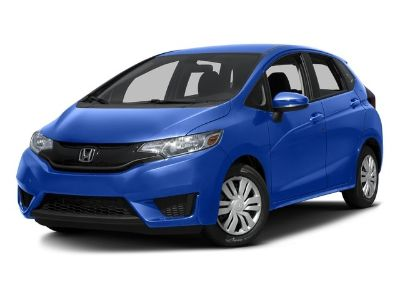 2016 Honda Fit LX (Modern Steel Metallic)