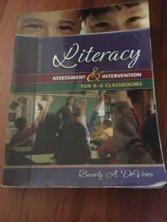 Literacy Assessment & Intervention
