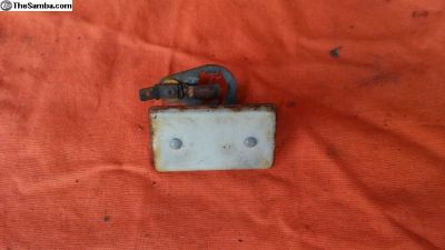 67 Squareback Rear License Plate Light