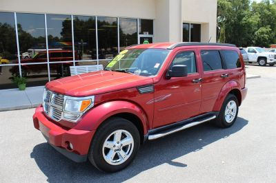 2008 Dodge Nitro SLT (Red)