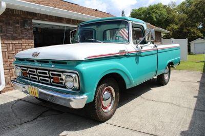 1964 Ford F100 Cuatom Cab