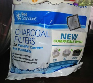 Charcoal Filters For Petsafe Fountains