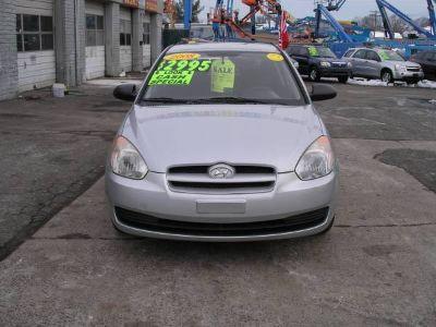 2008 Hyundai Accent GS (Silver)