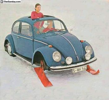 Wtb Wanted Ski Conversion For Beetle