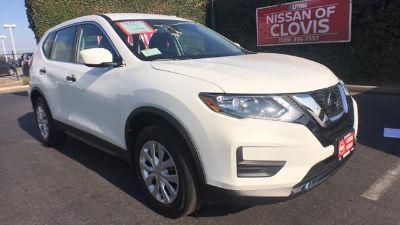 2018 Nissan Rogue S (GLACIER WHITE (FLEET))