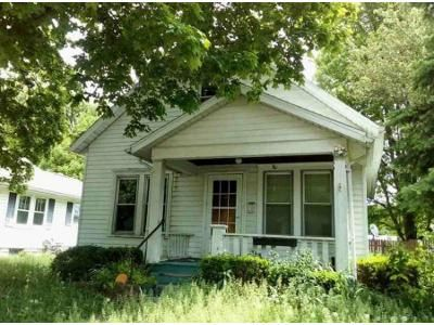 2 Bed 1 Bath Foreclosure Property in Piqua, OH 45356 - Leonard St