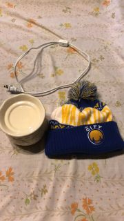 Wax melt warmer and toque