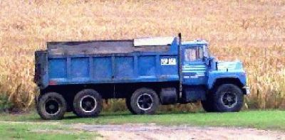 1975 Mack DM Dump Truck for sale in Fort Atkinson, WI.