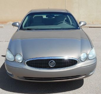 2007 Buick LaCrosse, 4Dr Sedan CX