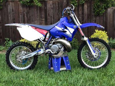 2002 Yamaha YZ 250