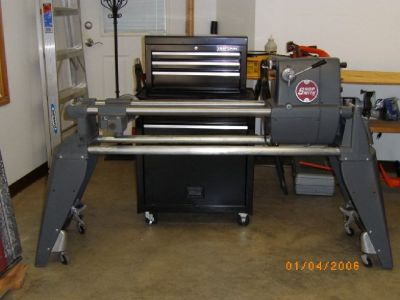 Shop Smith - With Five Attachments & Many Accessories