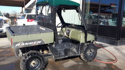 2007 Polaris Ranger 4x4 XP Side x Side Utility Vehicles Eastland, TX