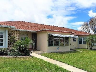 1 Bed 1.5 Bath Foreclosure Property in Delray Beach, FL 33445 - NW 2nd St Apt B