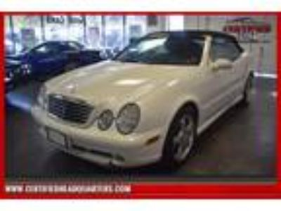 $8988.00 2002 MERCEDES-BENZ CLK-Class with 51593 miles!