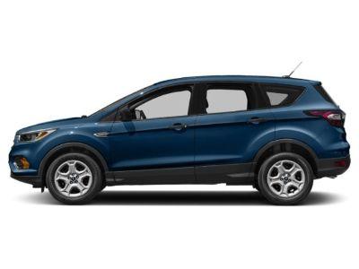 2019 Ford Escape Titanium FWD (Lightning Blue Metallic)